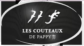 Logo de l'Artisan Coutelier : Couteaux de Pappy JJ